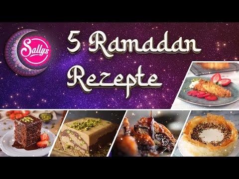 Top 5 Ramadan Rezepte / mega lecker / Sallys Welt