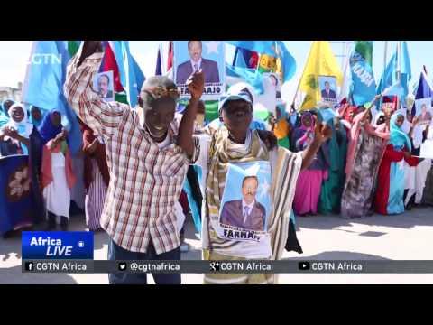 Expectations run high for Somalia's President Farmajo