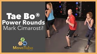 Tae Bo® Power Rounds with Mark Cimarosti!