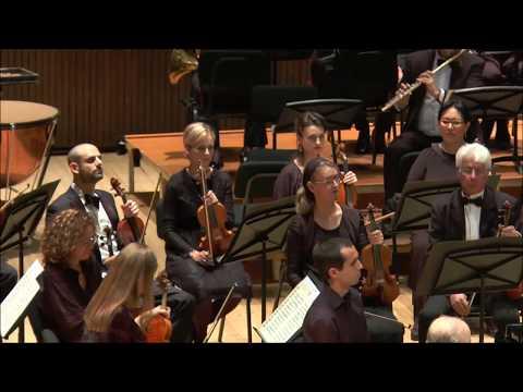 Mozart: Piano Concerto No. 23; Chopin, Nocturne in c minor, Debussy: 'Reverie''; Ostrowsky, Pressler