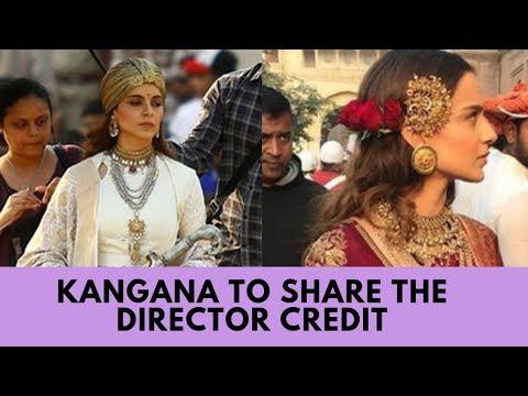 Manikarnika : Kangana Ranaut to share the director credit with Krish for the movie Mp3
