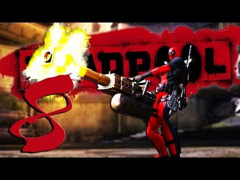 BREACH AND CLEAR | Deadpool #8 |