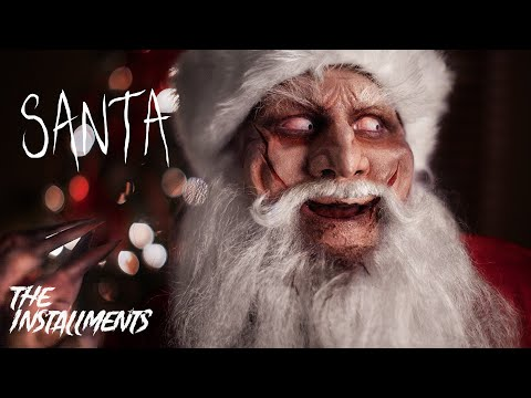 Santa- Short Horror Film | Dir. by Alexander Henderson