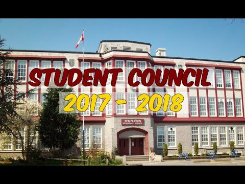 Templeton Secondary - Student Council 2017- 2018