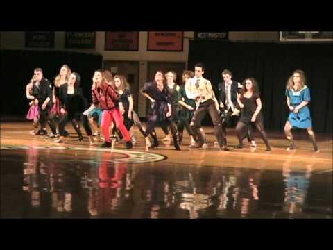 Zoe Simek Choreography  Tribute to Michael Jacksons Thriller  GCC Spring Dance Co. Show 2011