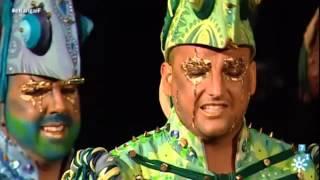 Comparsa Los cobardes | FINAL del Carnaval de Cádiz 2016