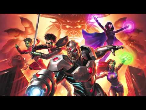 Down To Nothing By Siddhartha Menon (Justice League Vs Teen Titans Soundtrack)
