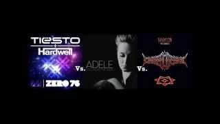 Tiësto & Hardwell vs. Adele vs. Congorock - Rolling in the Babylon 76 (Dj Sunset Mashup)