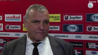 FC Den Bosch TV: Korte interviews FC Eindhoven - FC Den Bosch