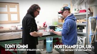 The Making of the Tony Iommi 'Hand of Doom' Loudwire Music Awards Trophy