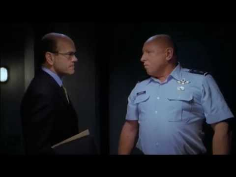 "Stargate SG1 - ""Heroes"" Richard Woolsey's Economics of the SGC"