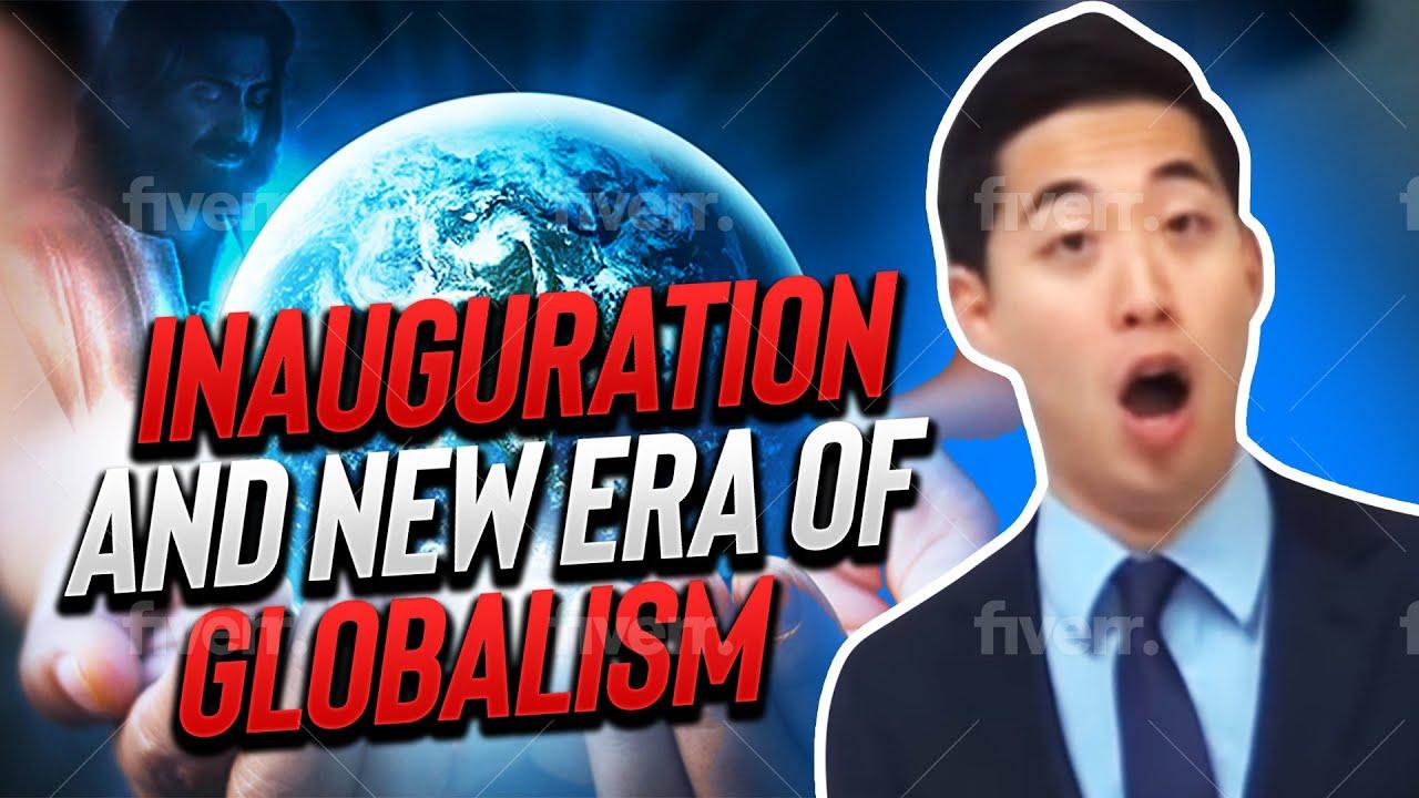 Inauguration And New Era of Globalism | Dr. Gene Kim