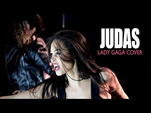 RAGE OF LIGHT - Judas (LADY GAGA METAL COVER)