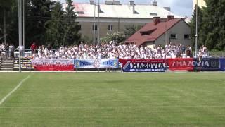 Bramka, doping, race. Derby Powiatu: Mazovia Mińsk Maz.-Victoria Kałuszyn 1:0. 15.06.2013