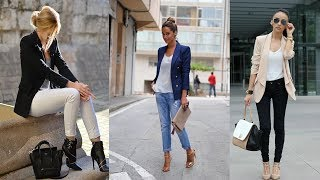 Best idea about casual blazer for womens