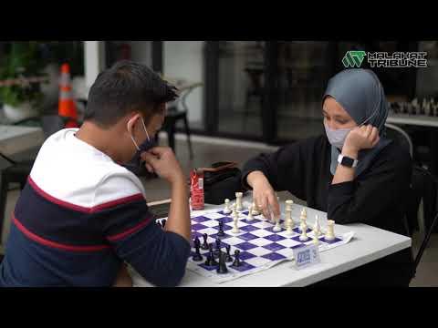 Kejohanan catur serikan sambutan Hari Malaysia Malakat Mall
