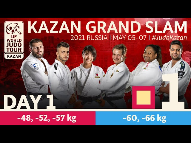 Day 1 - Tatami 1: Kazan Grand Slam 2021