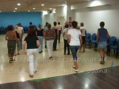 JOANA  LINE DANCE