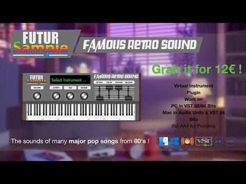 Famous Retro Sound | Démo Video | #Notalk #Justplay