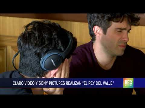 "RED+ |Claro Video y Sony Pictures realizan ""el rey del valle"""