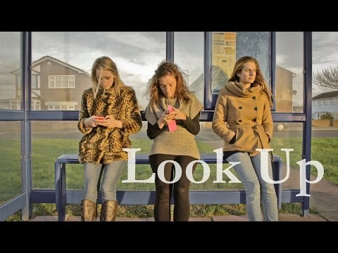Look Up || Gary Turk - SPOKEN WORD