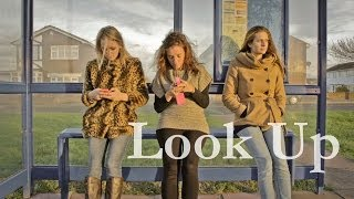 Look Up || Gary Turk - SPOKEN WORD(A spoken word film for an online generation. Subscribe for more - http://bit.ly/Subscribe_to_Gary_Turk 'Look Up' is a lesson taught to us through a love story, in a ..., 2014-04-25T17:04:10.000Z)