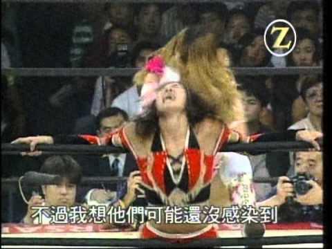 Mima Shimoda vs Akira Hokuto