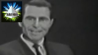 Lost Rod Serling Interview ★ Mike Wallace Interviews 1959 Sci Fi - Twilight Zone Science Fiction