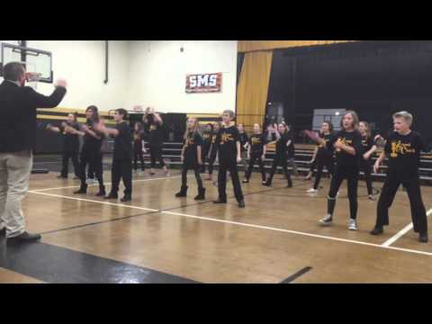Sedalia Middle School Winter Concert 2015