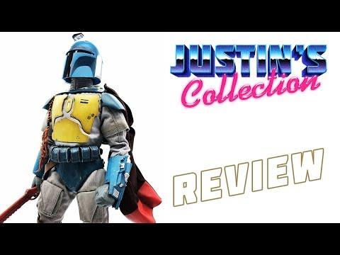 Hot Toys Animated Boba Fett Review