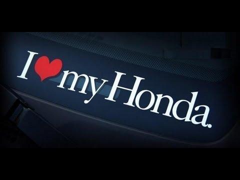 The Real Honda Song..