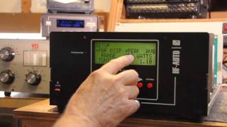 palstar hf auto 1500 watt automatic antenna tuner