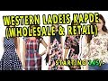 ladies western wear manufacturer in delhi (wholesale & Retail)