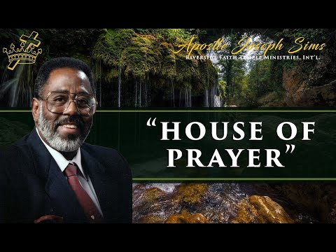 Audio Sermon: House Of Prayer - 2 Chronicles 7:11-16; Ref: 2 Chronicles 5