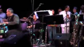 John Santos Sextet and Friends perform at Eastside Center