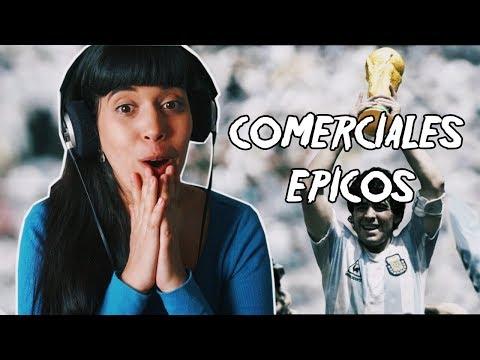 Los comerciales más EPICOS de ARGENTINA  | REACCION | El vlog de Vivi