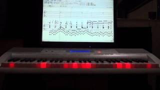 ナイト・オブ・ナイツ(真っ黒ver)をカシオのキーボードに弾かせてみた thumbnail