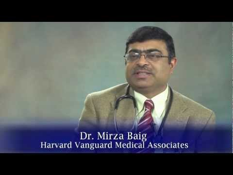 Quincy  - Meet Dr. Mirza Baig - Harvard Vanguard Internal Medicine