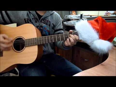 Wonderful Christmas Time - Paul McCartney acoustic cover