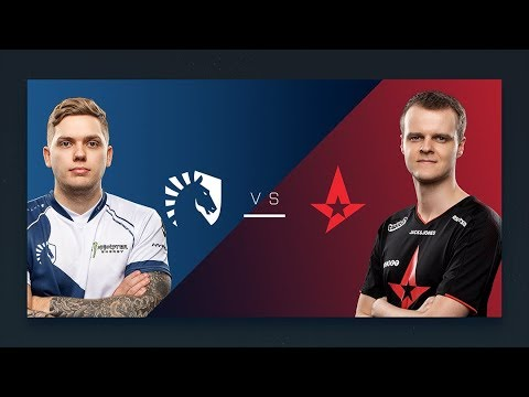 CS:GO - Team Liquid vs. Astralis [Train] Map 1 - GRAND FINAL - ESL Pro League Odense Finals 2018