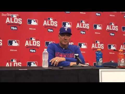 Jeff Banister hopes Yu Darvish continues pitching with emotion in playoffs