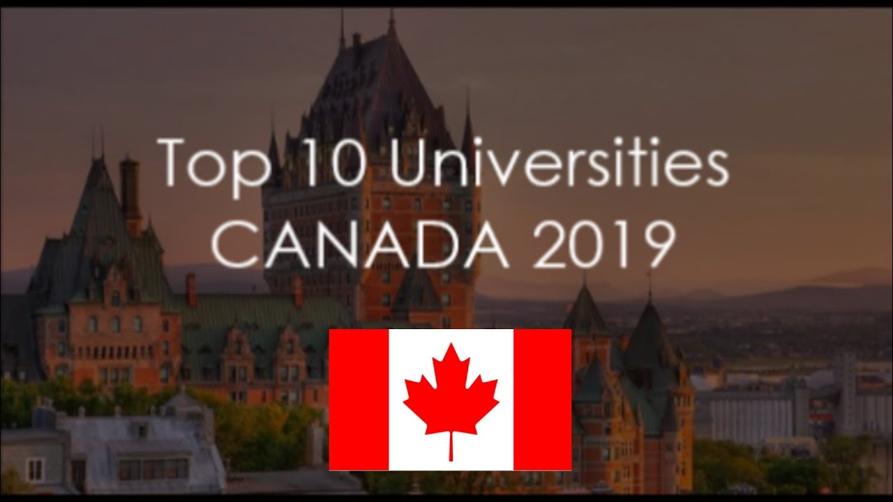 Study in Canada - Scholarship Positions 2019 2020