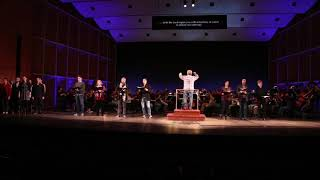 the florentine opera ensemble from viva opera rehearsals va pensiero