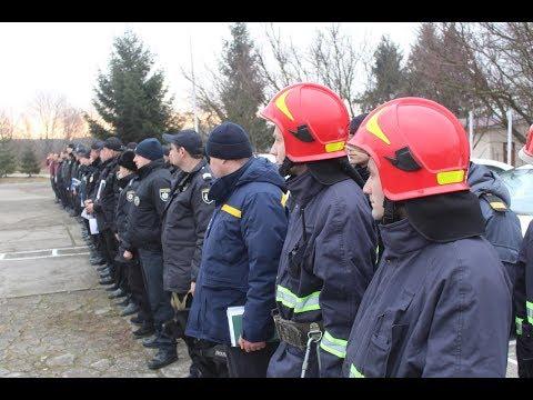 MNSKHM: Рятувальники та поліцейські готуються до безпечних виборів