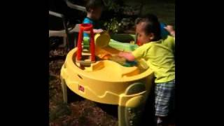Sand/water Table- The Real Way To Use It