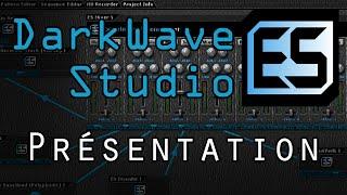 [Test] DarkWave Studio | Présentation, fonctionnement de base et petit beat !