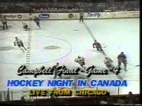 NHL 1990, Game 4 - Edmonton Oilers vs Chicago Blackhawks