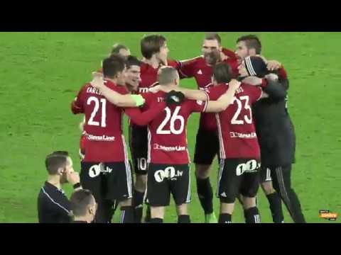18.10.2017 Latvijas Kauss. Final. Riga FC 0:2 FK Liepaja (Highlights)