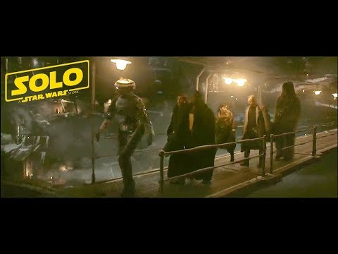 SOLO A Star Wars Story (Han Solo) TV Spot Trailer 7