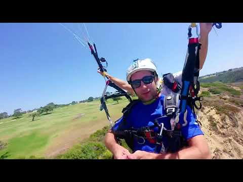 andrew macdonald Paragliding at Torrey Pines Gliderport